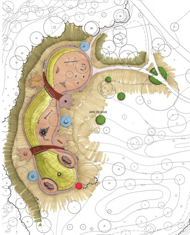 Park Design Tìm Với Google: Mount-royal-salamander-cardinal-hardy-playground-11
