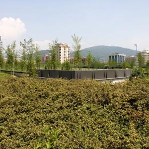 Park Camillo Tarello By Global Studio Pellegrini Landscape Architecture Platform Landezine