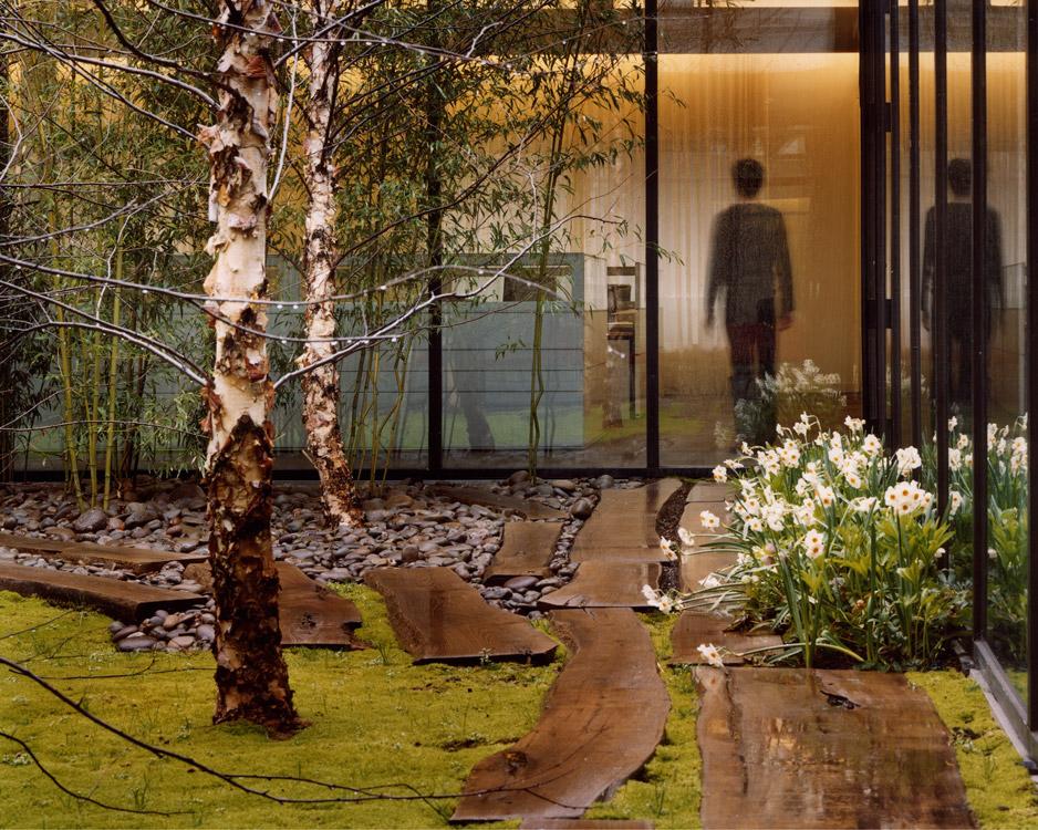 03 Van Valkenburgh Landscape Architecture Tahari Courtyards Landscape Architecture Platform Landezine