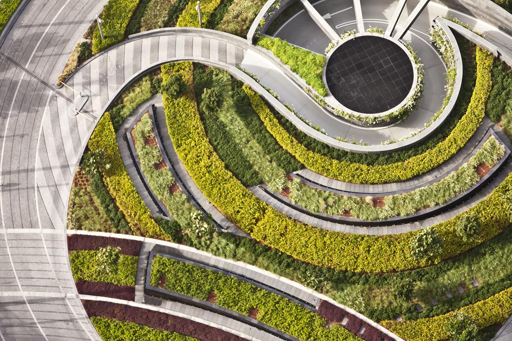 Burj Khalifa Park By Swa Group Landscape Architecture Platform