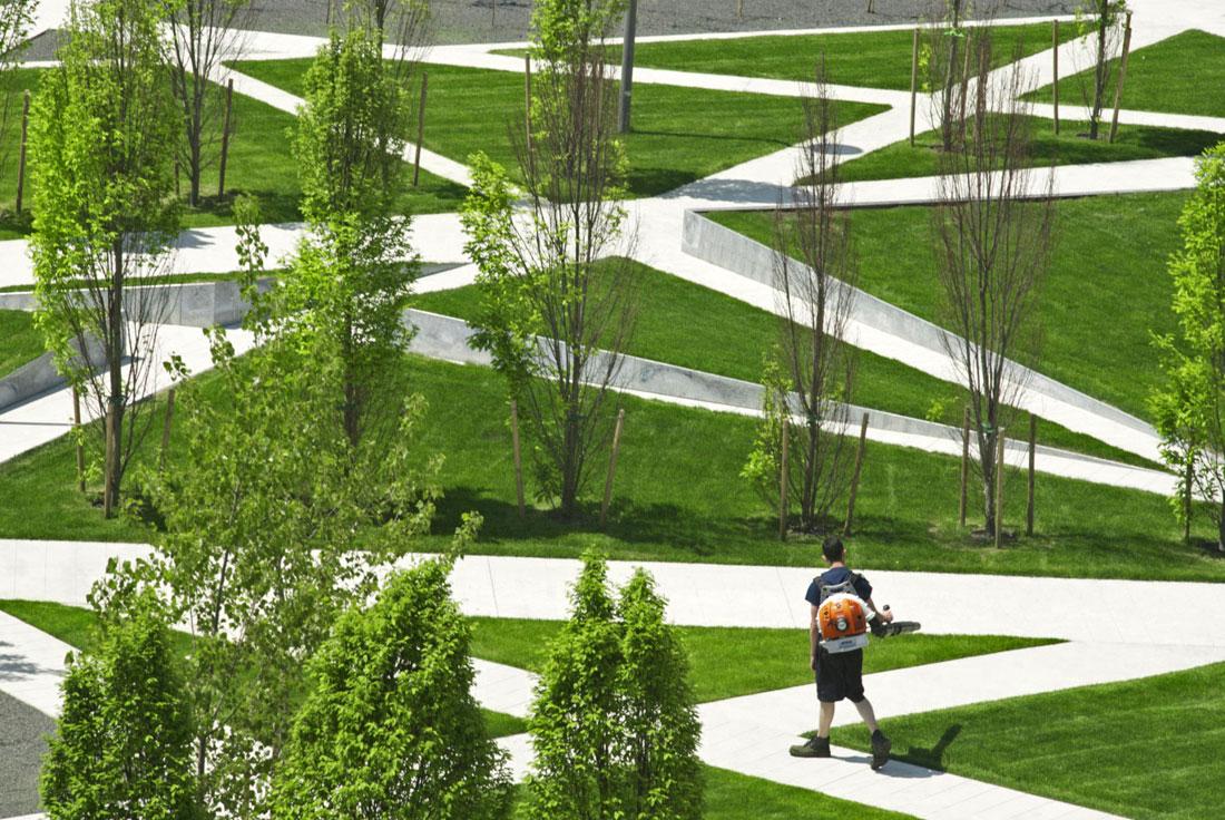 Scholars Green Park By Gh3 Landscape Architecture Platform