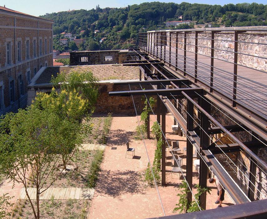 Tuinen Van Marseille.Fort Saint Jean By In Situ Landscape Architects Landscape