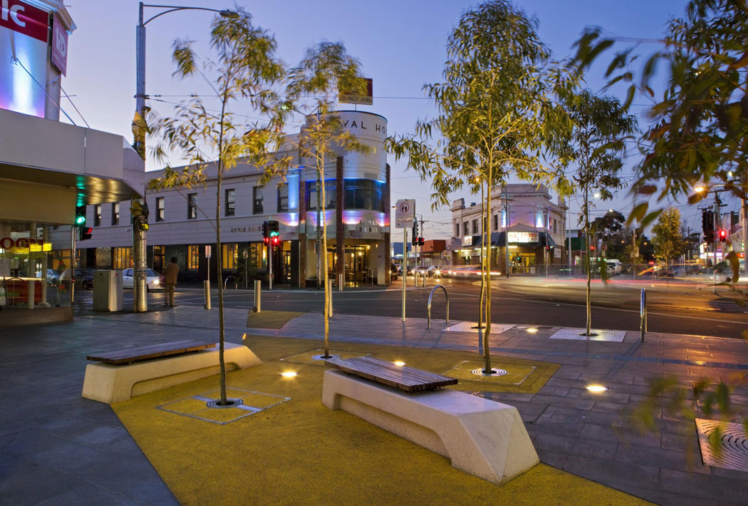 Nicholson St Mall By Hassell Landscape Architecture 01