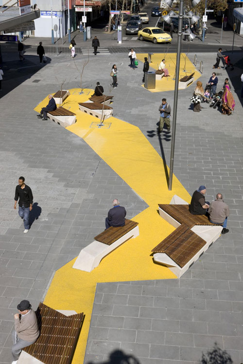 Nicholson Street Mall by HASSELL « Landscape Architecture ...