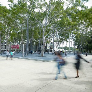 Macquarie University Central Courtyard By Hassell Landscape Architecture Platform Landezine