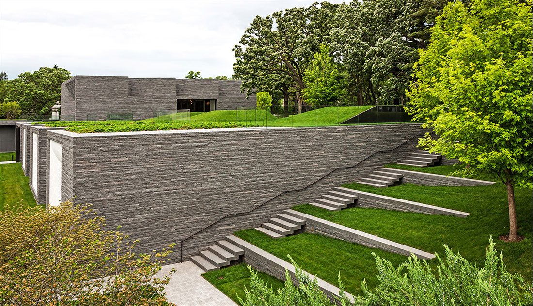 Lakewood cemetery garden mausoleum landscape by halvorson for Landscape architecture