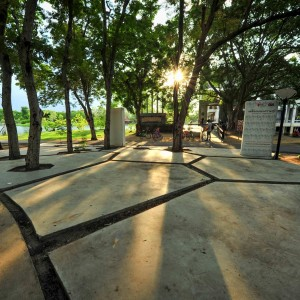 The purpose of place and heritage of Suan Mokkh Chaiya, is formed the design concept. While Dharma, the teaching of the Buddha, is the key design inspiration. Modern Zen Landscape is used for implement the concept.