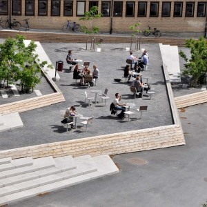 A campus park should supply with a variety of designated places with the capacity to host informal discussions and exchange of ideas. It is in the open, non-hierarchical spaces, rather than in lecture auditoriums or ...