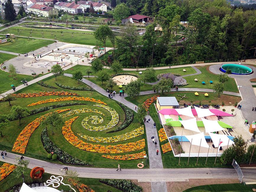 landscape park wetzgau by ramboll studio dreiseitl  u00ab landscape architecture platform