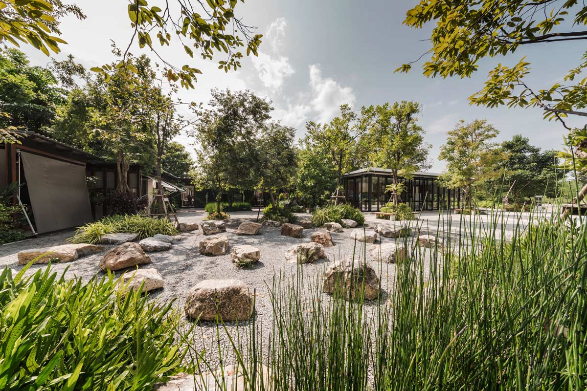 Ming Mongkol Green Park By Landscape Architects 49 Limited