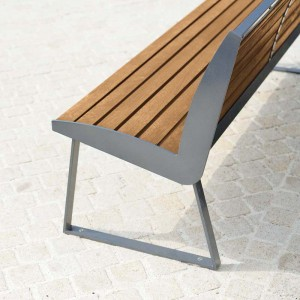MIAMI bench and chair