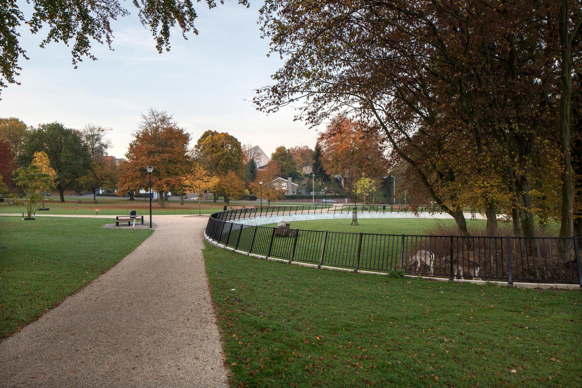 City Park Kerkrade By Bureau B B Landscape Architecture Platform Landezine