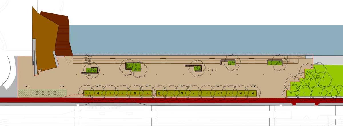 Zuidwestoever Amsterdam Landscape Architecture Platform