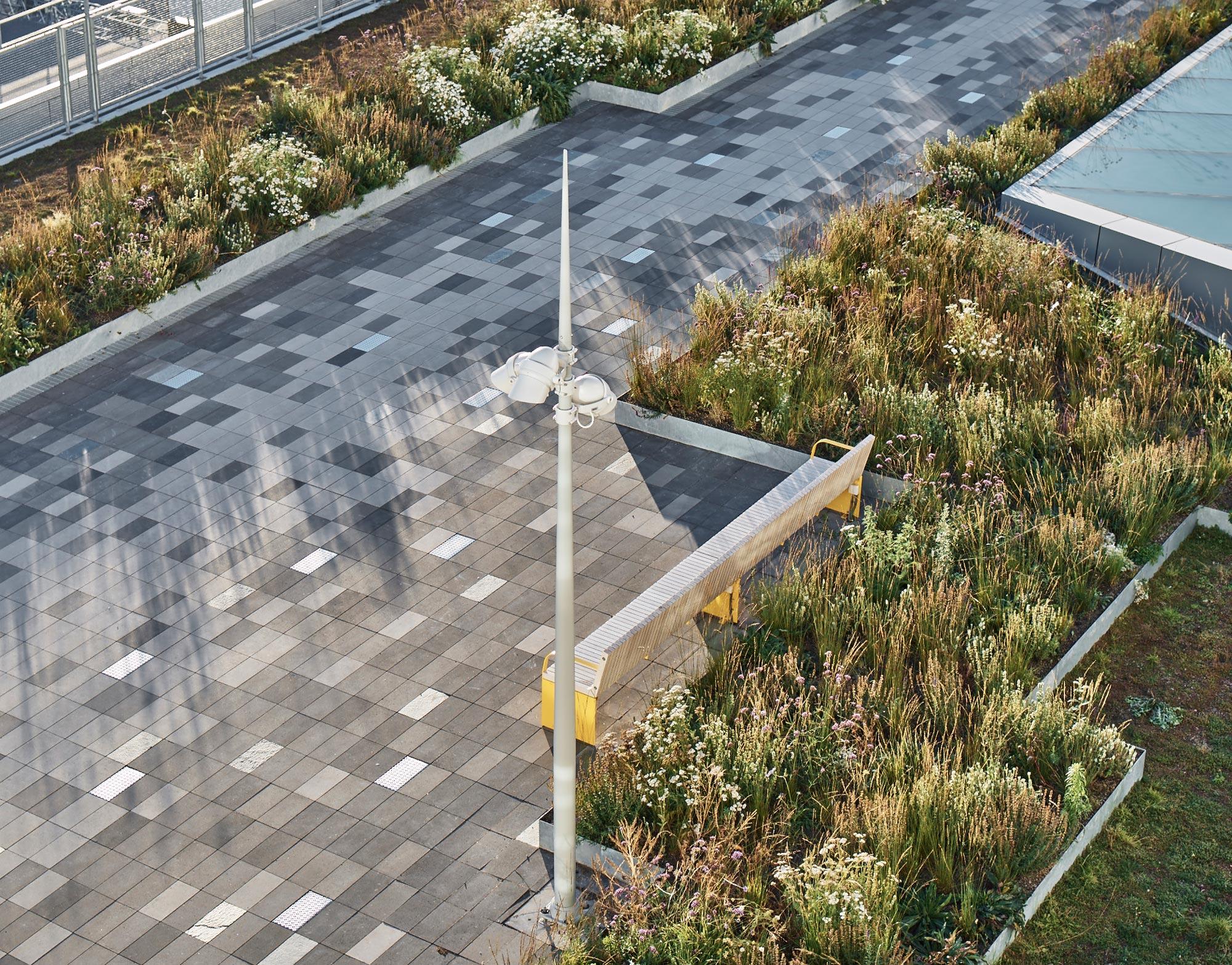 Stockholm Roof Garden Ferry Terminal 09 Landscape Architecture