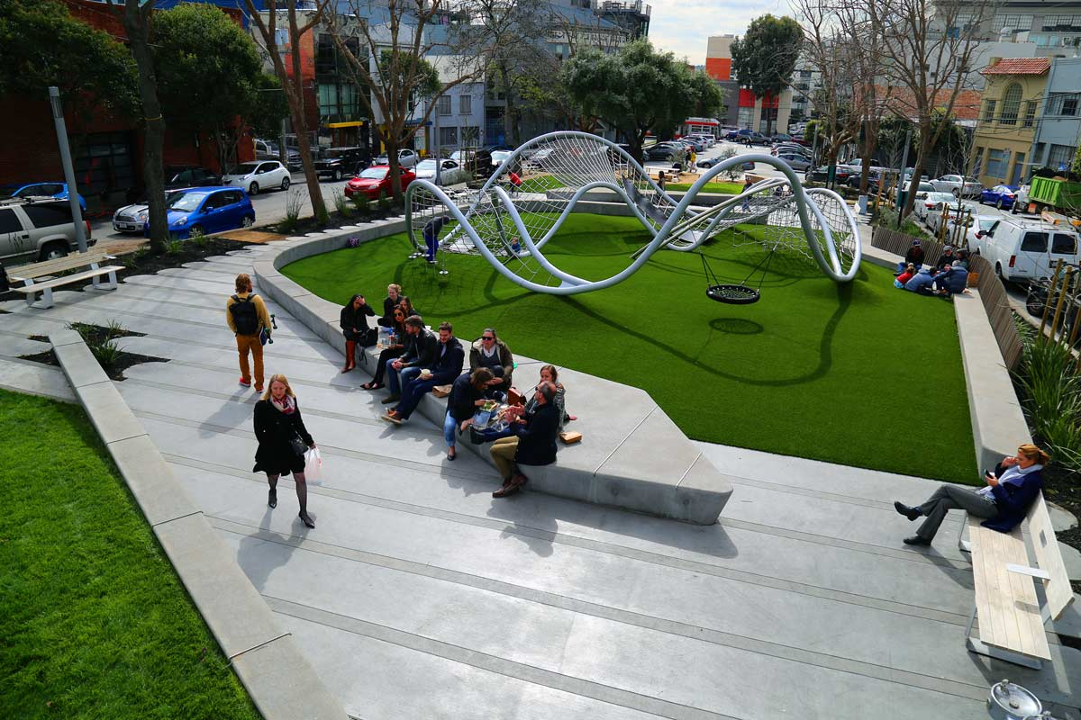 Small Garden Design: Japanese Serenity on Russian Hill in ...