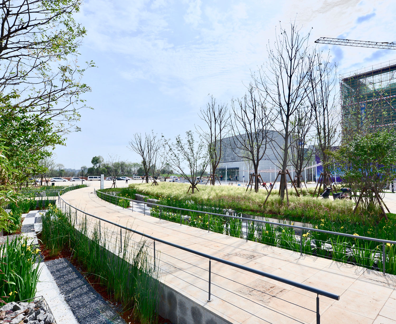 Rule Water Street by YIYU Design « Landscape Architecture ... on prairie climate, prairie winter, prairie seed collecting, prairie landforms, prairie landscape flowers, prairie style landscape ideas, prairie scene, pond design, prairie biome, prairie people,
