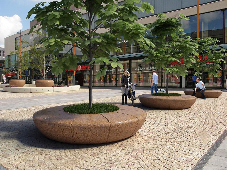 Olimpo 171 Landscape Architecture Platform Landezine