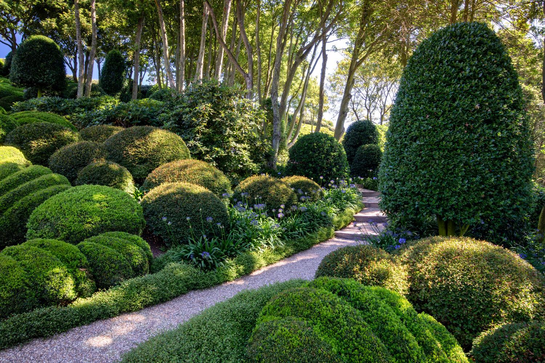 Les Jardins D Etretat By Il Nature Landscape Architecture