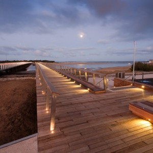 Barwon Heads is a picturesque coastal town located at the mouth of the Barwon River on the Bellarine Peninsula. Its much loved Barwon Heads Bridge has been reconstructed with a replacement timber bridge along with ...