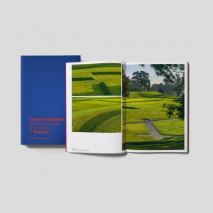 Creative Infidelities. On the Landscape Architecture of Topotek 1. Edited by Barbara Steiner. 440 pages. Jovis Verlag. Berlin 2016 ISBN 978-3-86859-418-8