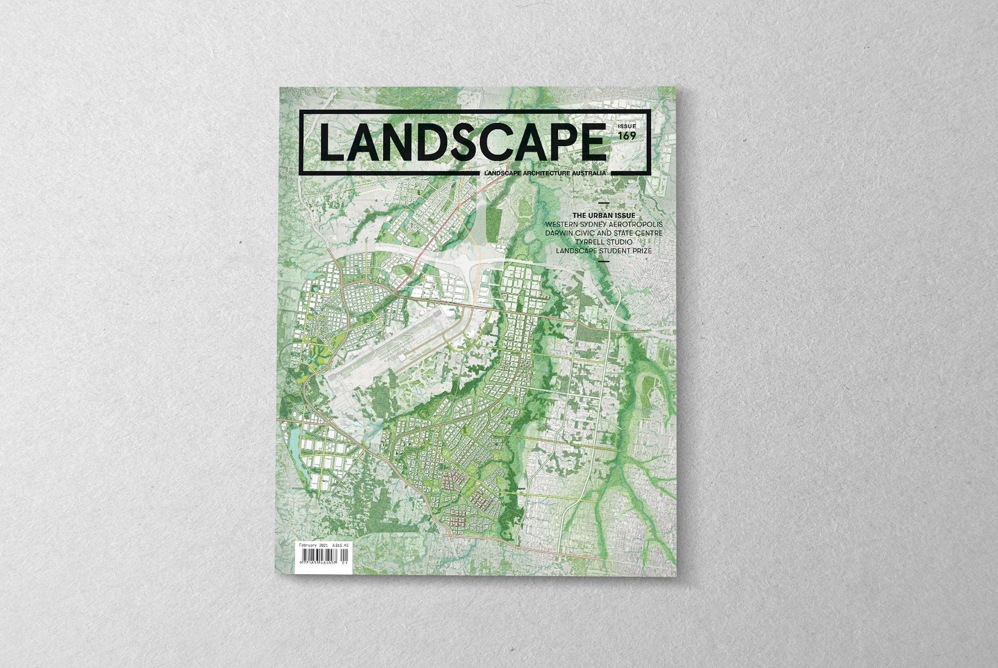 Landscape Architecture Australia is official magazine partner of the Australian Institute of Landscape Architects.