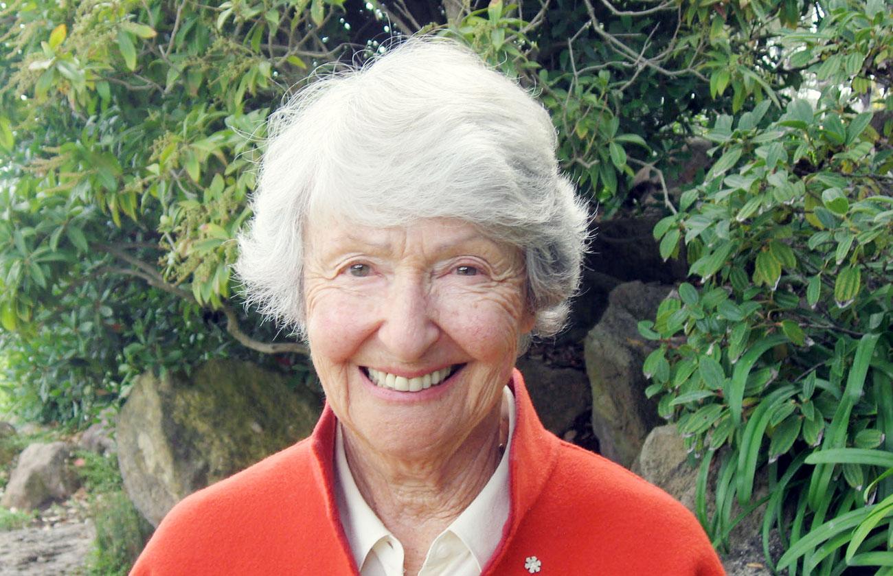 Cornelia Hahn Oberlander, 1921 - 2021
