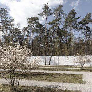 Loenen Memorial, Cemetery Design